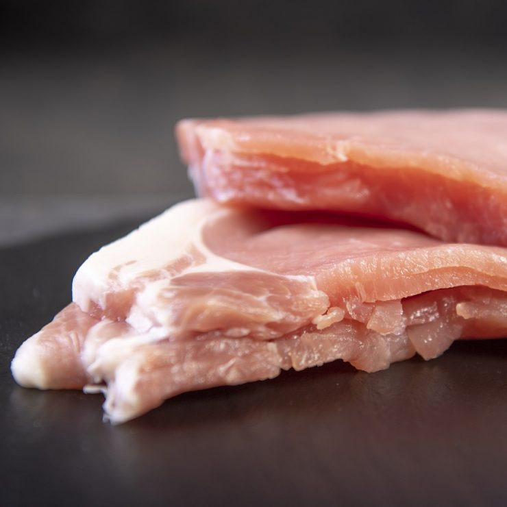 Buttercross bacon