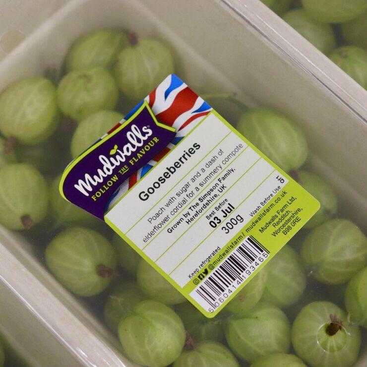 British Gooseberries
