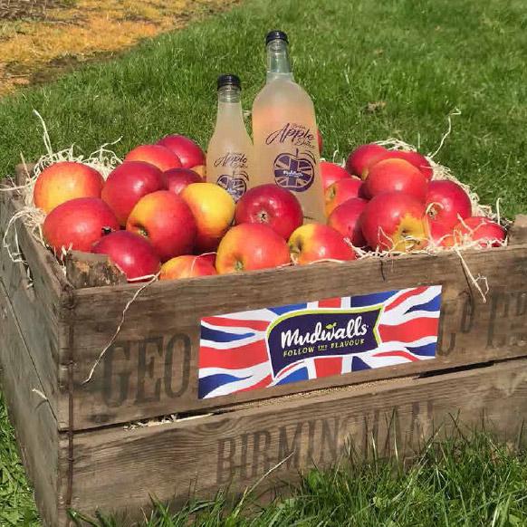Mudwalls apples
